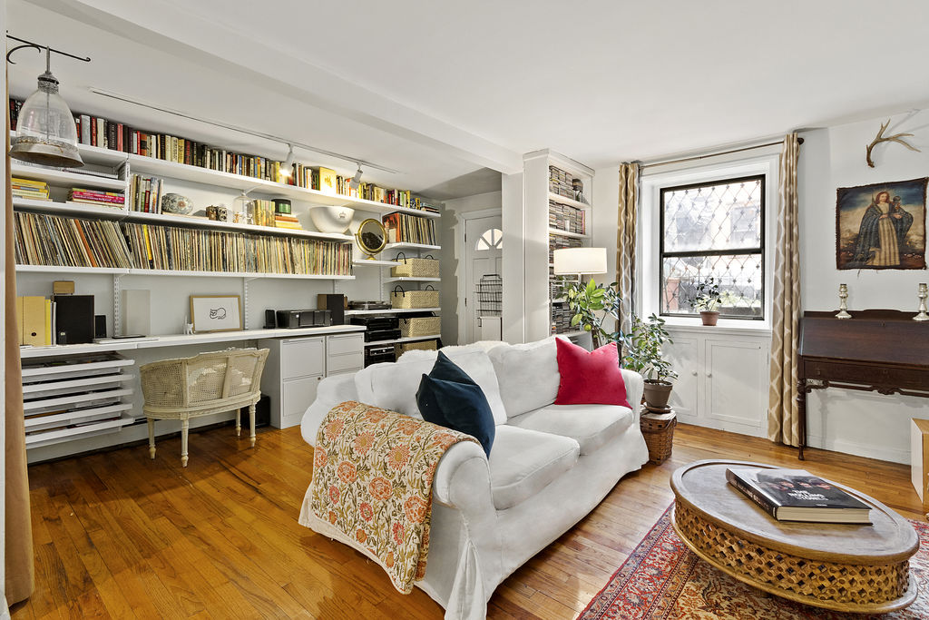 119 Pacific Street, Cobble Hill, Cool Listings, Garden Apartment, Brooklyn Co-op for sale