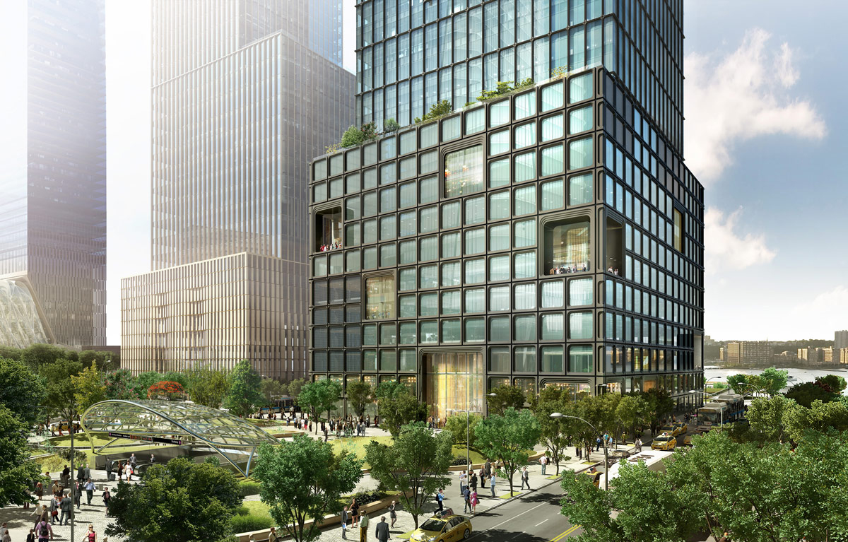 Apple in talks for office and retail space at Hudson Yards