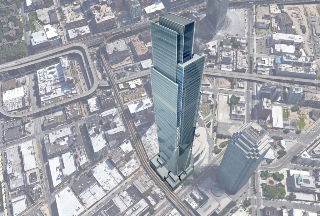 Permits Filed For 964 Foot Tower In Long Island City Will