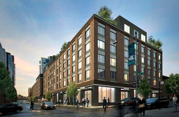 Live in Trendy Williamsburg for $563/Month, Lottery
