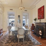 11 Cranberry Street, Brooklyn Heights, Most Expensive Rental, Townhouse, Brooklyn Townhouse Rental, Interiors, Brooklyn, Amanda Reidel