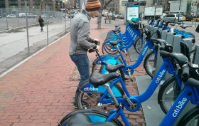 Citi Bikes, Maps, Data, bike share