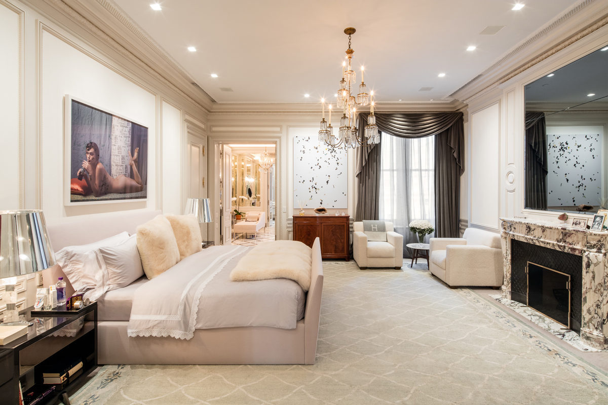 Ues Townhouse With Herm 232 S Leather Walls And Smoking Room