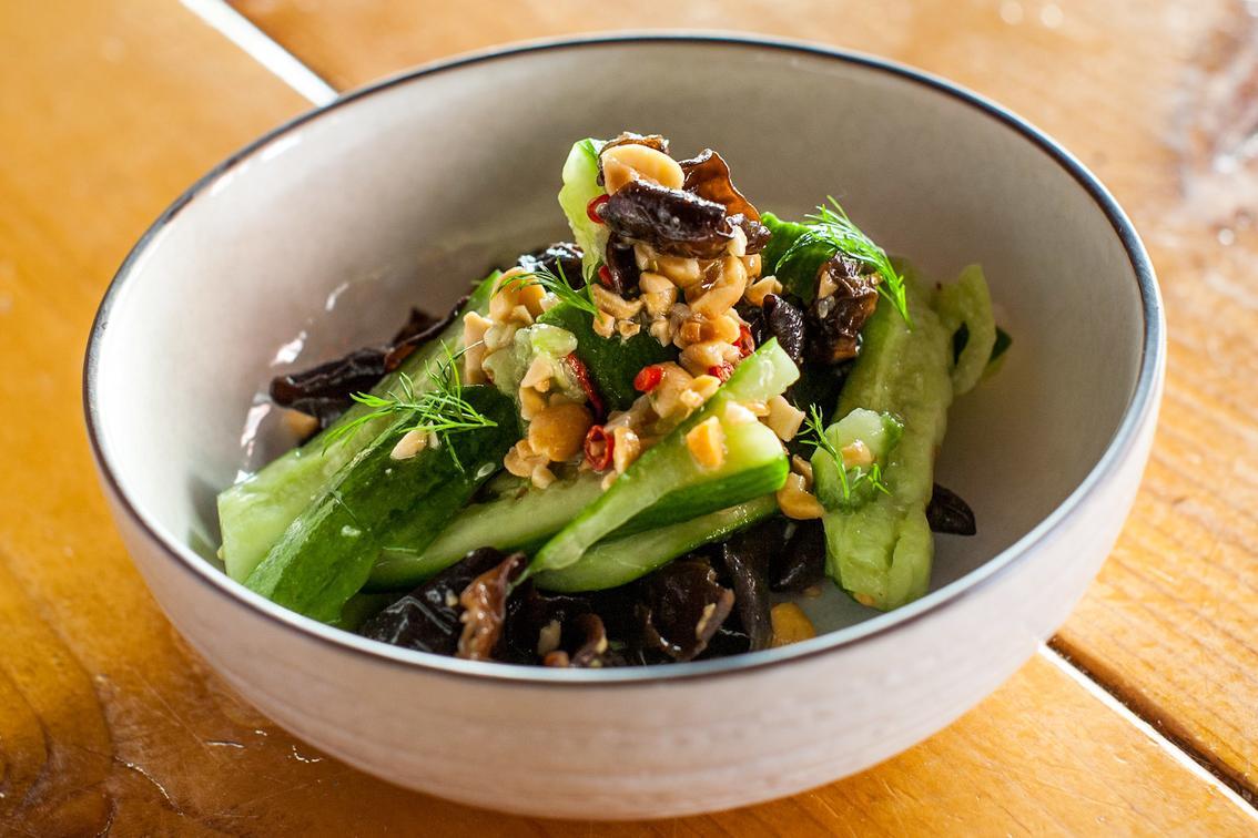 Spicy Cucumber Salad (layou Huanggua--Yunnan) Recipe ...