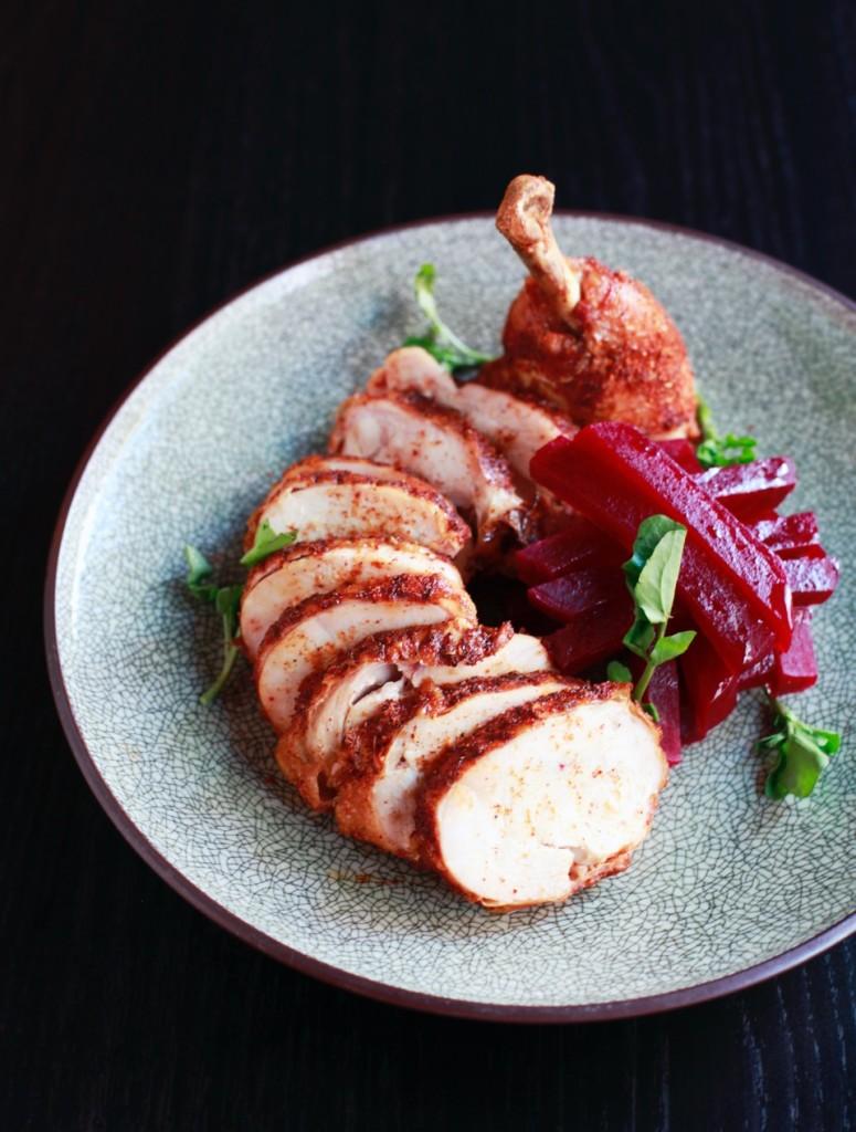 Ma La Fried Chicken