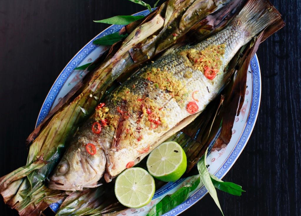 Market Whole Fish