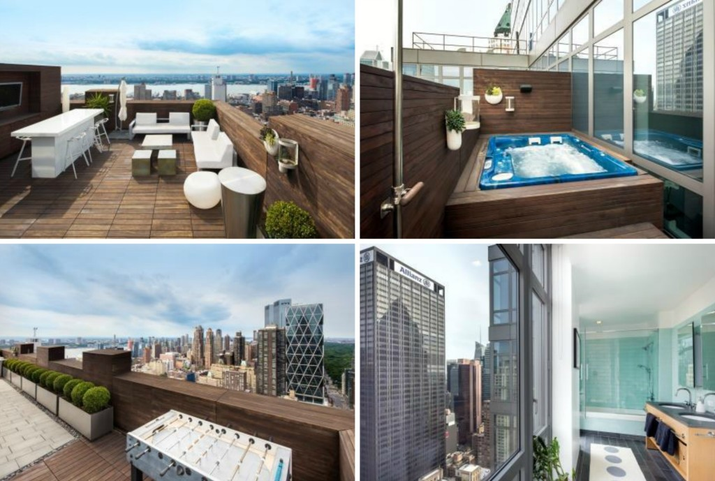 310 West 52nd Street-terrace