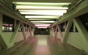 Prismatic, High Line art, Hyphen Labs