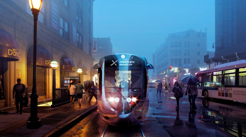 Brooklyn-Queens Streetcar1