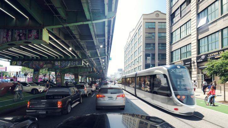 Brooklyn-Queens Streetcar2