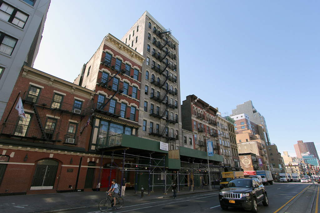 Ace Hotel, HAKS, Salvation Army, North Wind Development Group, Omnia Group, 223-225 Bowery