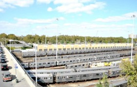 Concourse Yard, Bronx development, MTA rail yards