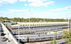 Concourse Yard, Bronx development, MTA rail yards