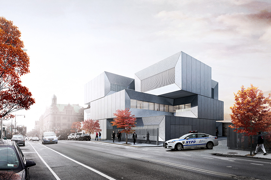 Bjarke Ingels-40th Precinct-3