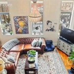 302 5th Avenue, park slope, co-op, loft, living room