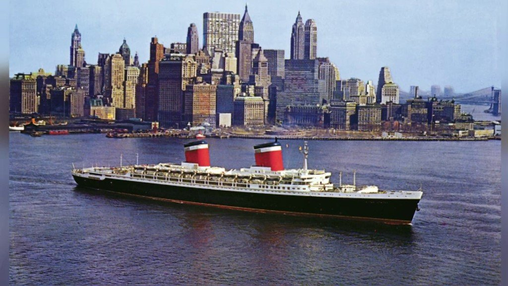 SS United States Likely Coming To Manhattan Where Will It Dock - Is new york in the united states