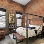 58 Walker Street, bedroom, penthouse loft, duplex, condo, tribeca