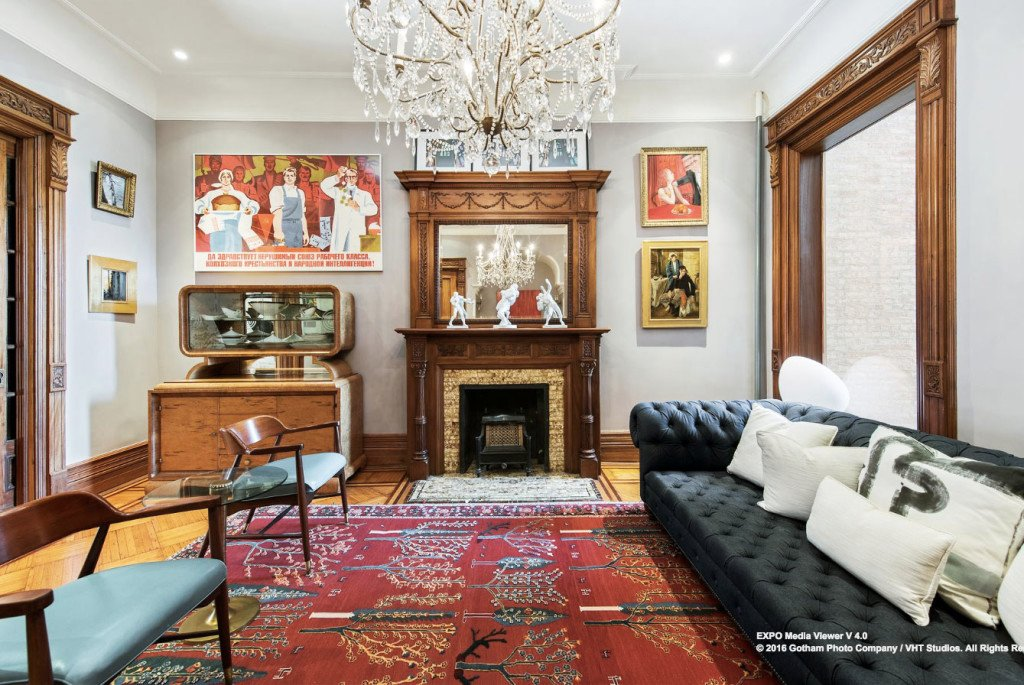 historic home interiors 8m park slope brownstone is historic and luxurious with a 12030