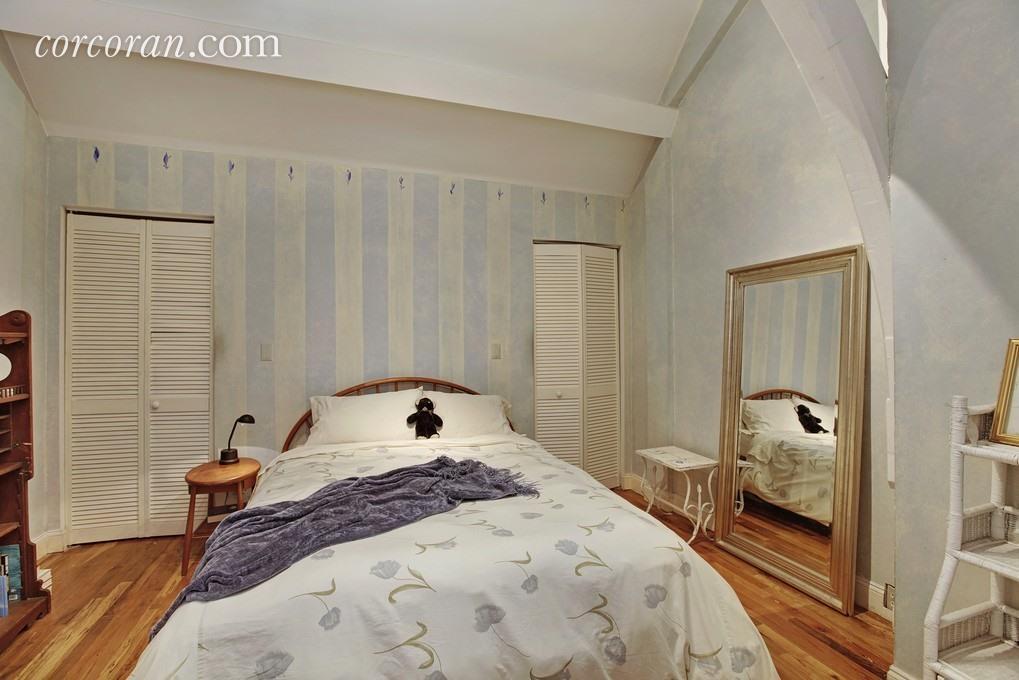 99 clinton street, brooklyn heights, bedroom