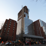 215 Chrystie Street Tops Off