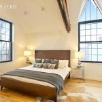 541 Leonard Street, master bedroom, condo