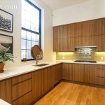541 Leonard Street, kitchen, williamsburg, condo