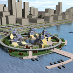 Hub on the Hudson, Eytan Kaufman, Hudson Yards, floating park