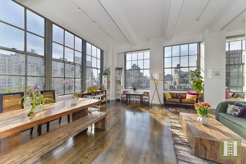 2 5m greenwich village loft offers plenty of light for an indoor garden 6sqft for Condos for sale in garden city ny