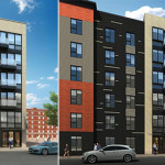 The Style Condos, Harlem Apartments, East Harlem condos, NYC development, rendering