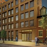 100 Barrow Street, Toll Brothers, West Village apartments