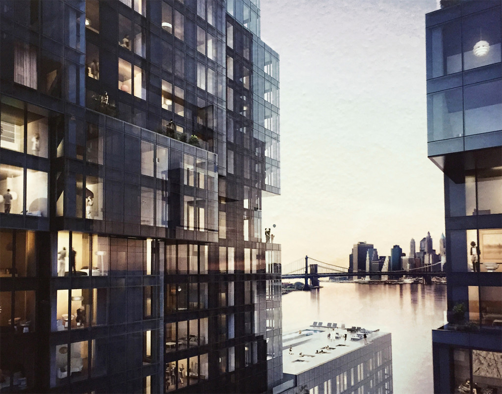 Williamsburg developments, Brooklyn waterfront, Elliot Spitzer