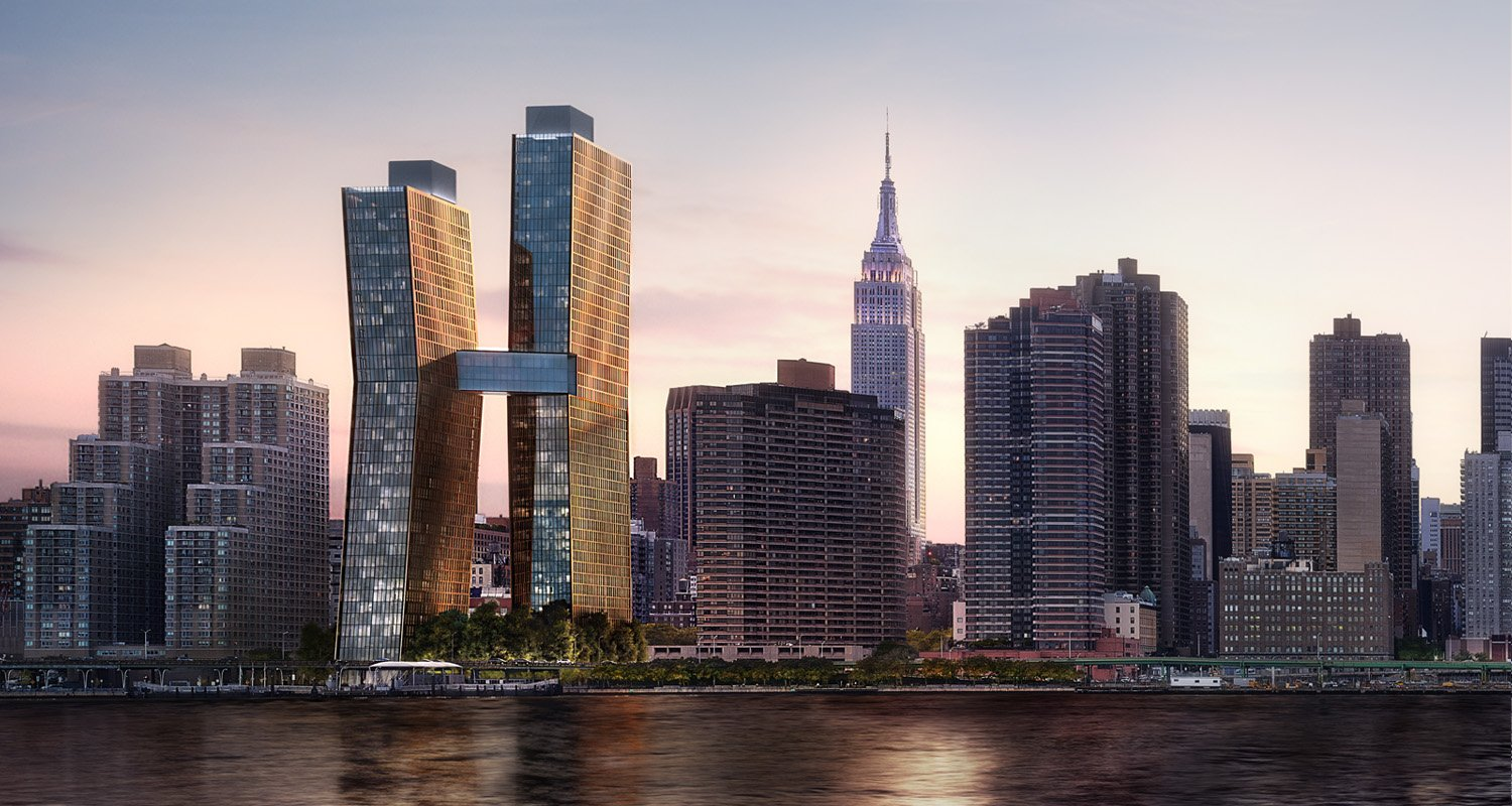 626 First Avenue, JDS Development, SHoP Architects, East River development