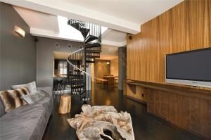 251 West 19th Street. Chelsea 19, Stephen Dorff, Celebrities, Chelsea, Penthouse, Cool listings, lofts, Manhattan penthouse loft for sale