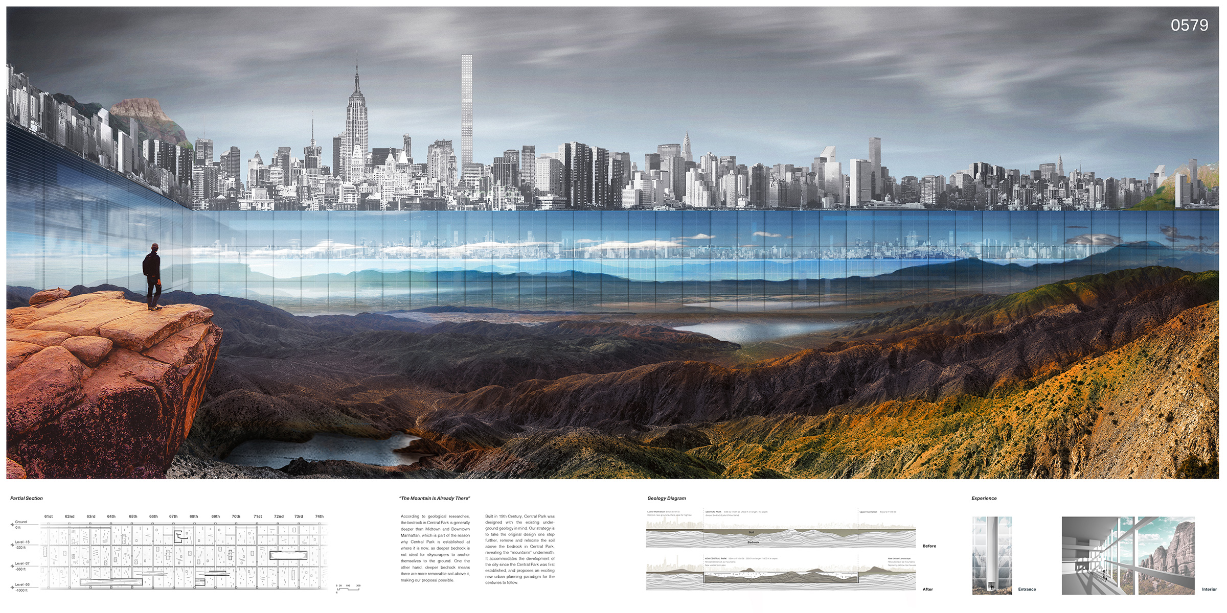 New York Horizon skyscraper, evolo competition winner 2016