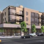 Steinway Estates, Garrett Gourlay Architect, NYC affordable housing, Astoria development, 19-80 Steinway Street