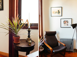 designer home, deesigner apartments, house calls, my sqft, graphic designer homes, cool nyc apartments, cool bushwick apartments, railroad apartment design, brooklyn railroad apartments. hipster interiors, hipster apartments