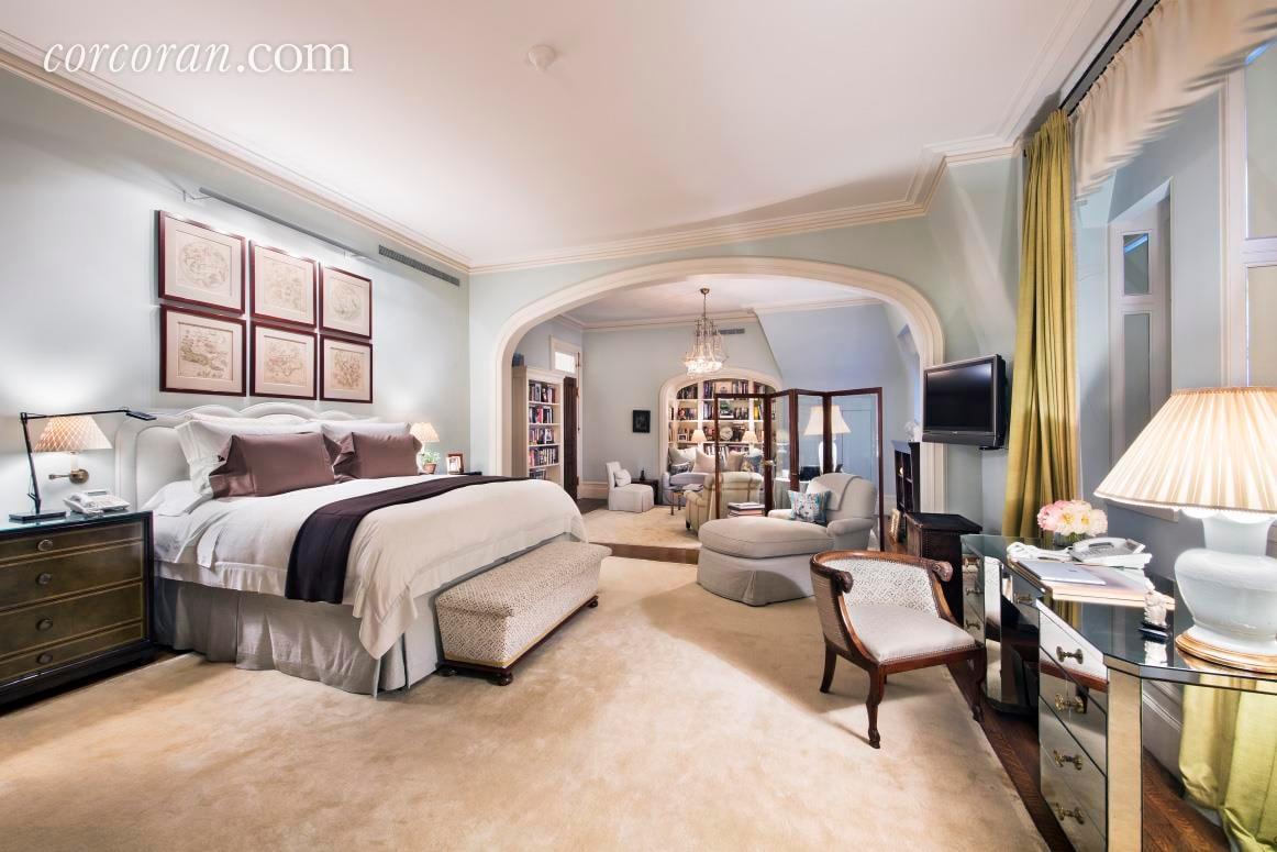 the dakota, master bedroom, co-op