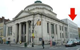 greenpoint savings bank, 1080 Lorimer Street