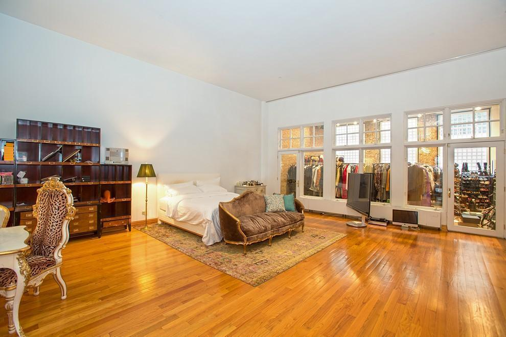 354 Broadway, closet, master bedroom