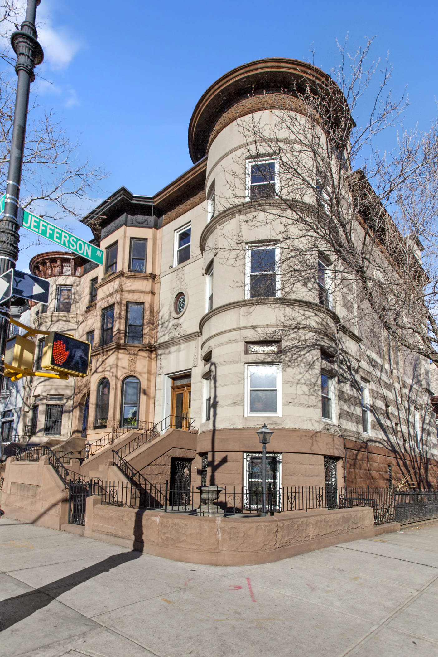 271 Stuyvesant Avenue, Bedford-Stuyvesant, Bed-Stuy, Stuyvesant Heights, Townhouse, Brownstone, Limestone, Historic Homes, Cool Listings, Brooklyn townhouse for sale, Brenda Kenneally