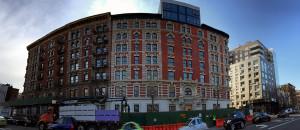 Beaux Arts architecture, 92 Morningside Avenue, ND Architecture & Design, Harlem development