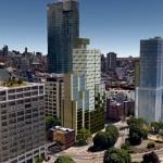 570 Broome Street, Trump Soho, Soho Apartments, Hudson Square