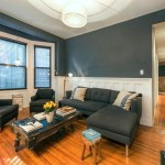 242 West 104th Street, co-op, living room