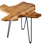 reclaimed barn wood table, kentucky furniture, state shaped table