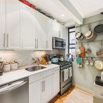 118 West 112th Street, kitchen, condo