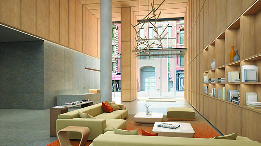 565 Broome Street by Renzo Piano