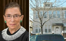 1584 East 9th Street, Ruth Bader Ginsburg, Midwood Brooklyn