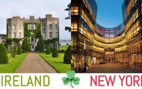 ireland vs. nyc