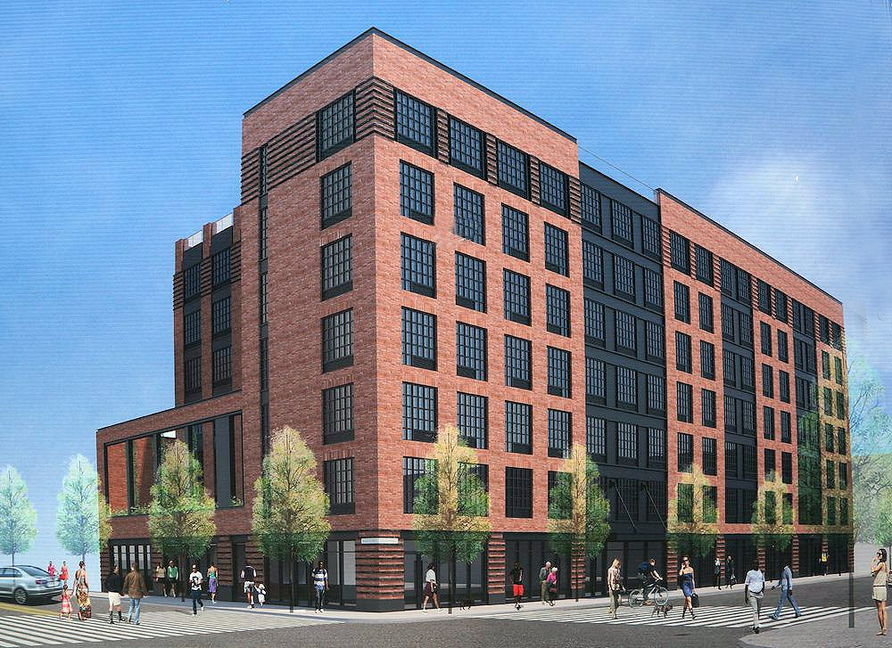 Housing lottery launches for greenpoint landing 39 s 33 eagle for Affordable building