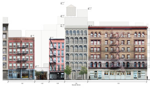 134 Wooster Street, Morris Adjmi Architects, Premiere Equities, Soho architecture